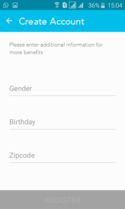 aplicativo fronto