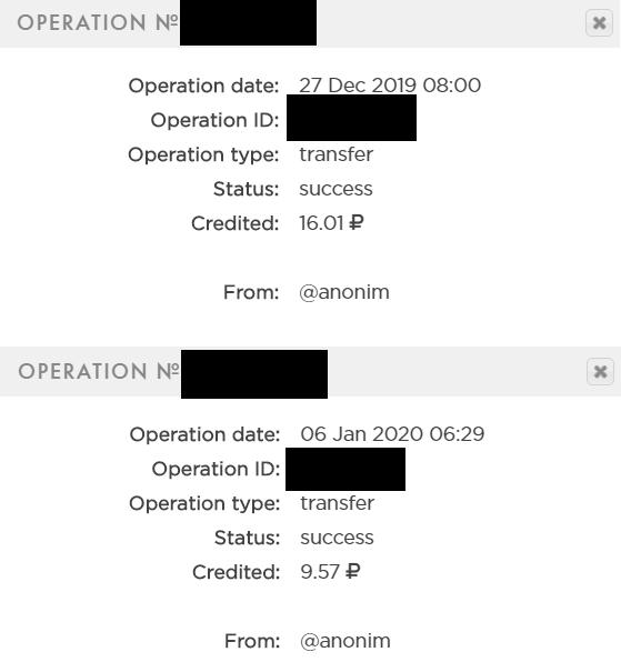 provas de pagamentos visit-box
